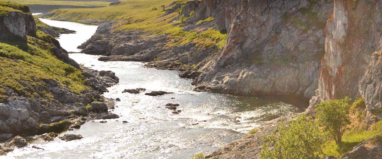 река Нияю
