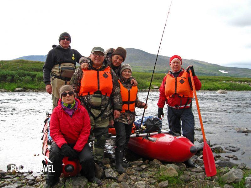 Река Естовис, Polar Travel, Коми