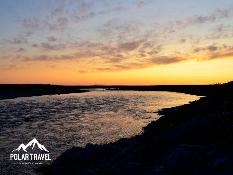 Река Большая Уса, Polar Travel, Коми