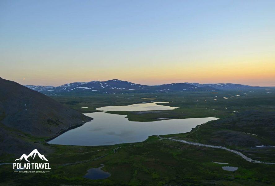 Озеро Естото, Полярный Урал, Polar Travel, Коми