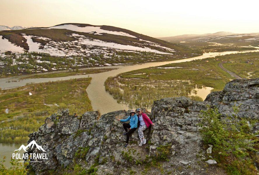 Река Собь, Полярный Урал.