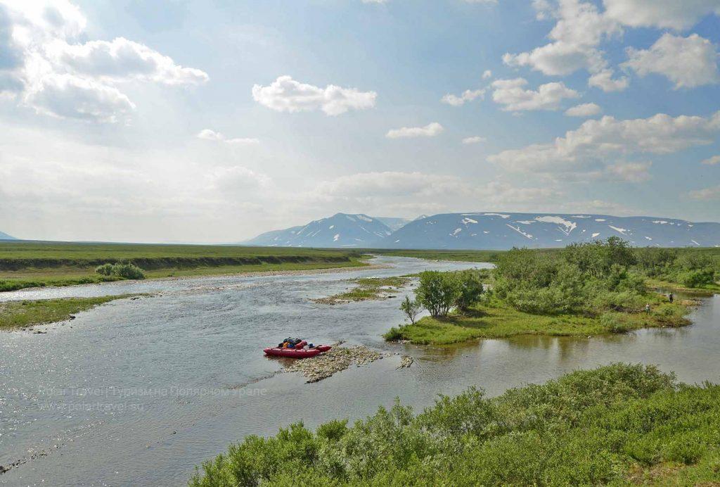 Естовис, Полярный Урал, Нияю, Polar Travel, туры в Арктику.