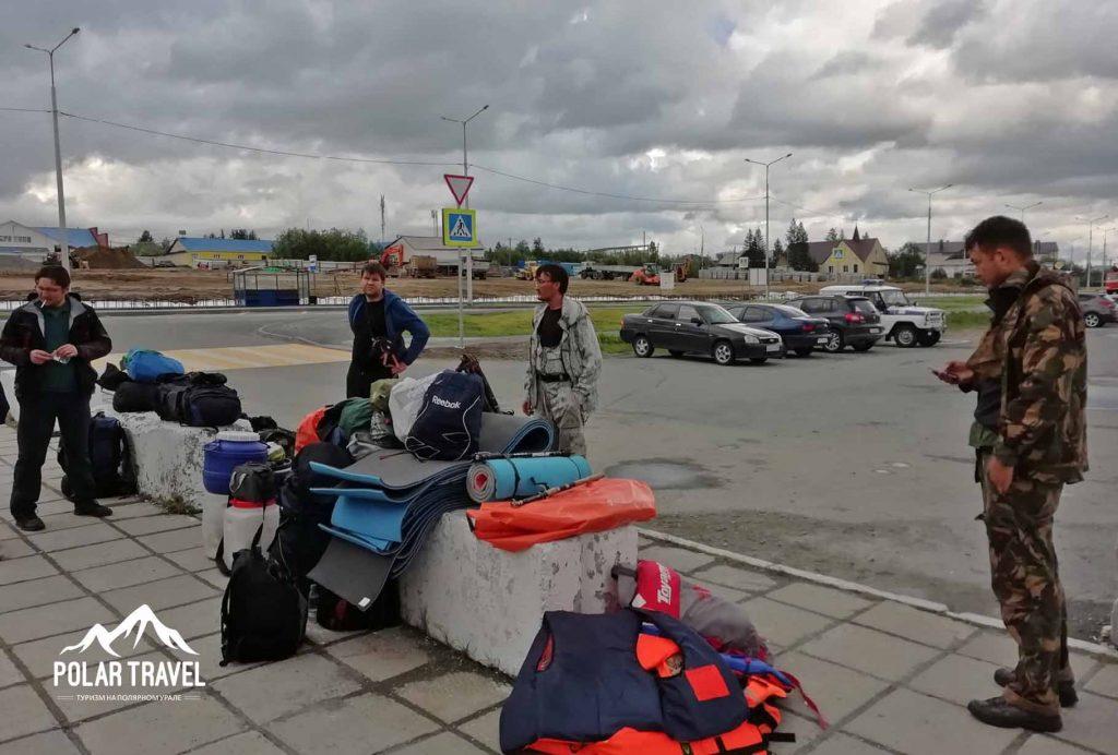 Щучья, Лабытнанги, Polar Travel, Полярный Урал, туры на Полярный Урал
